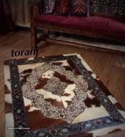 Handmade Patch Carpet(Bijar) For Export