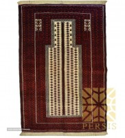 Quality Balochi prayer rug