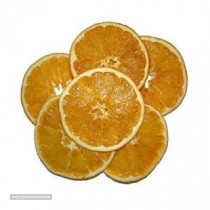 Dried orange just for export
