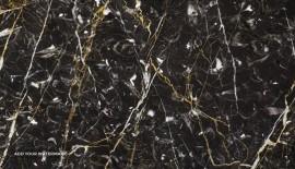 export iranian golden black marble stone