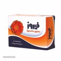 FIROOZ CALENDULA SOAP FOR EXPORT