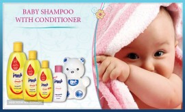 BABY SHAMPOO WITH CONDITIONER